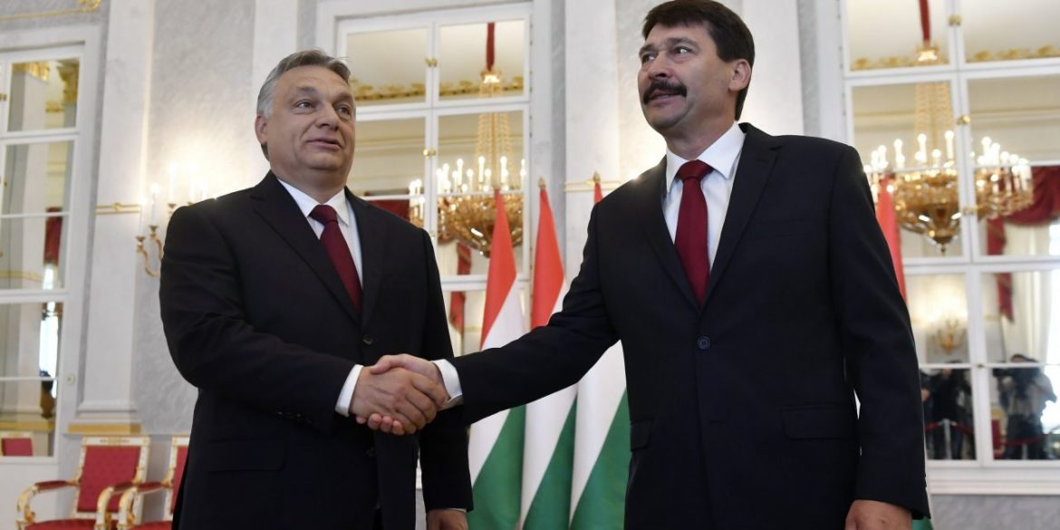 Hungary's re-elected PM Orban forms fourth government