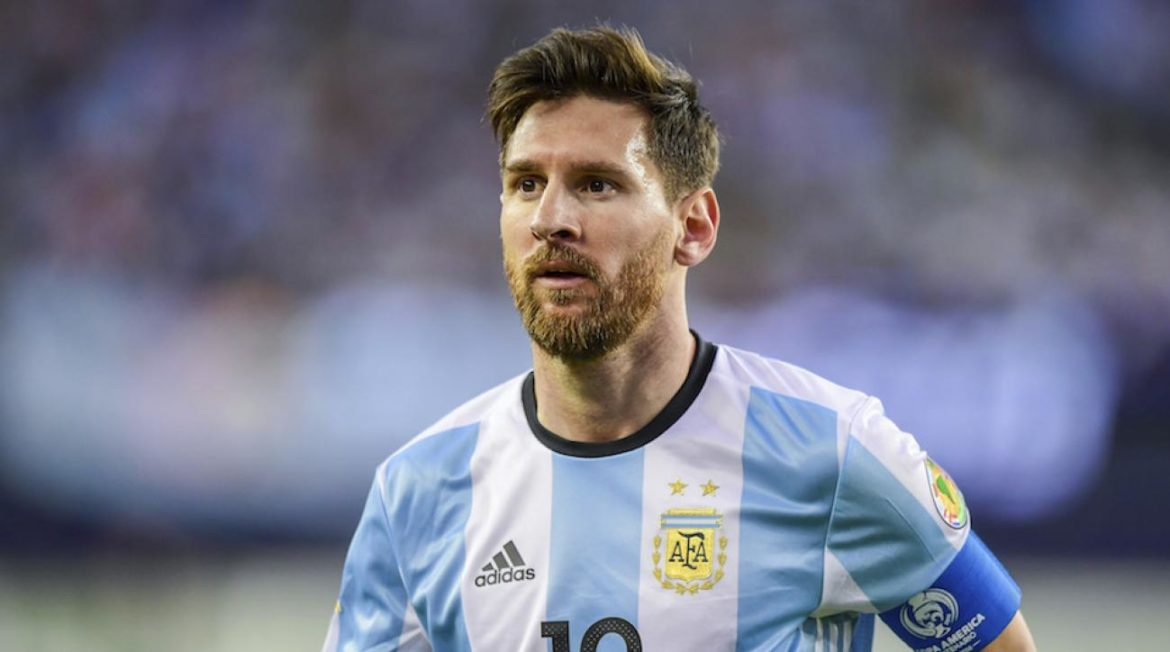 Ideal warm up for Lionel Messi against Haiti