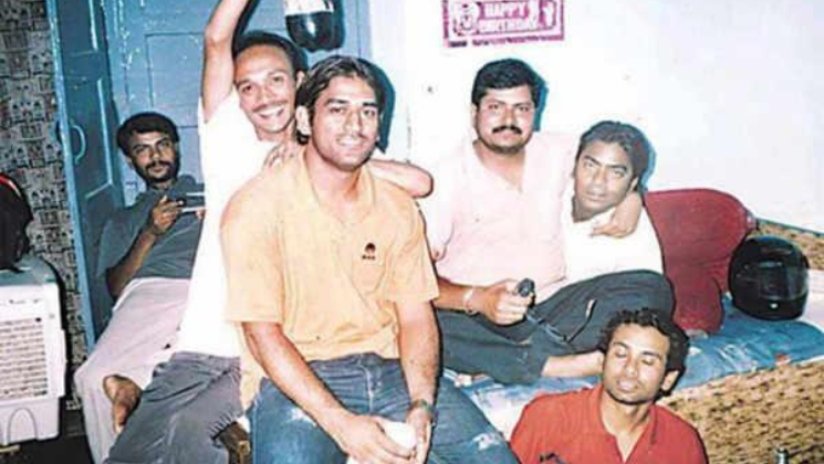 MSD with friends