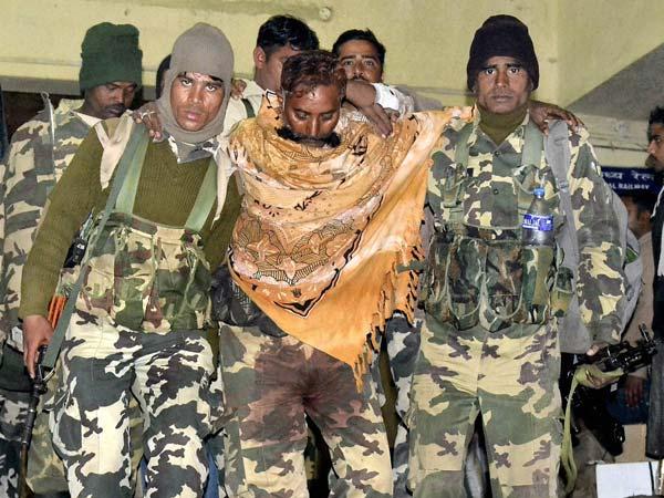 CRPF, Jharkhand Jaguar force