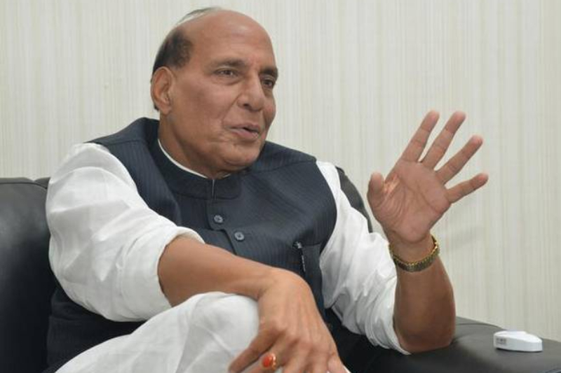 Rajnath Singh Terrorists pushing limits