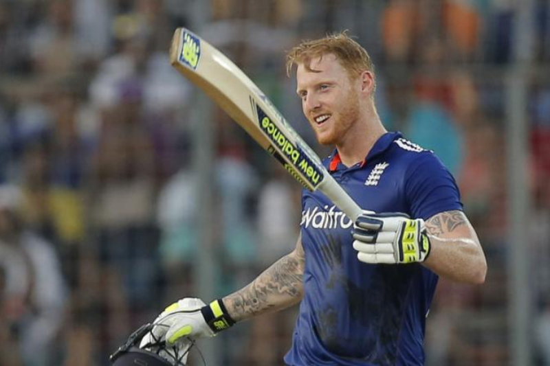 Stokes named in England squad for India ODIs