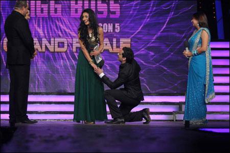 mahek-chaal and danish khan proposal