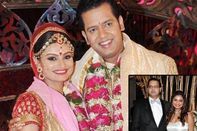 rahul mahajan and dimpy proposal and split