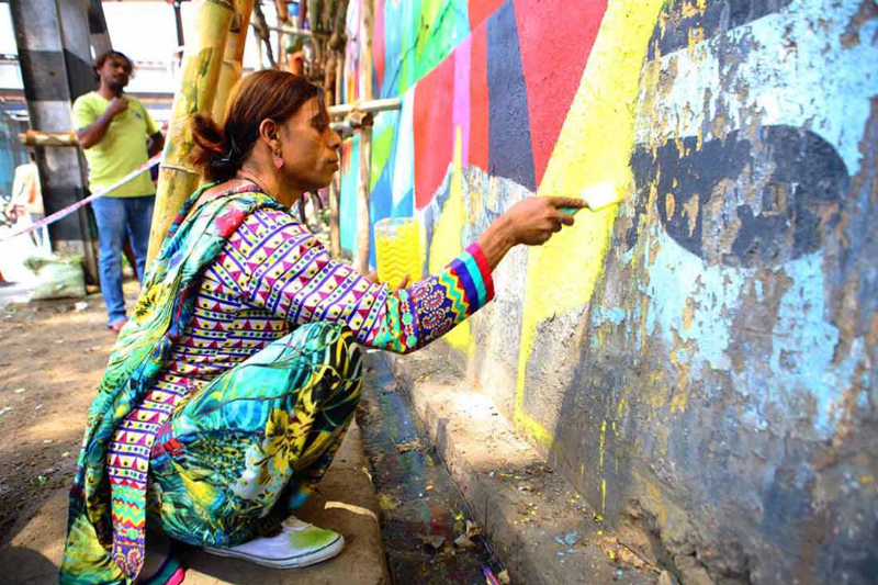 India: What Is Street Art All About?