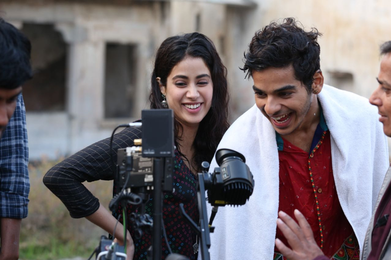 Dhadak Movie Review- Debutantes Ishaan and Janhvi steal the show with their innocence.