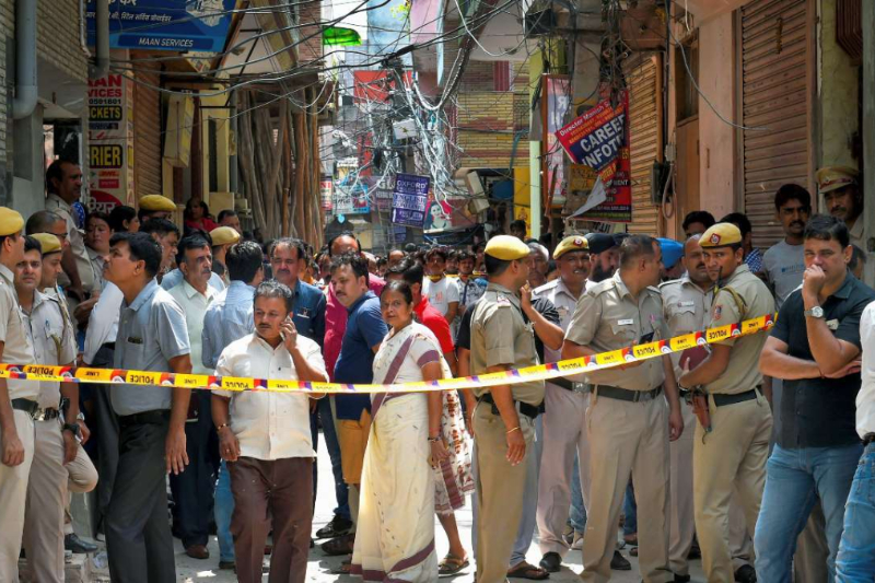 Burari Mass Suicide: Manhunt launched for tantrik 'Janegadi Baba'