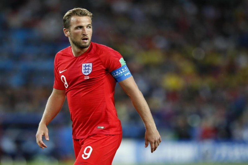 Harry Kane might disturb the Croats