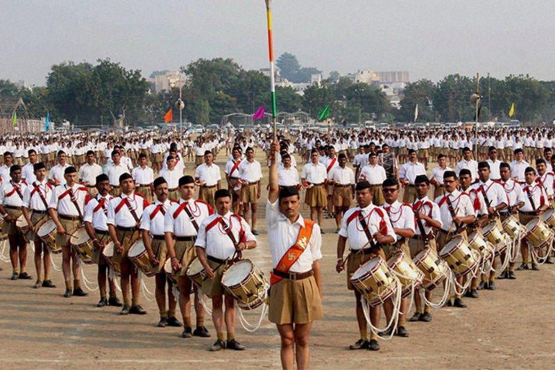 RSS: Double number of shakhas in west Uttar Pradesh