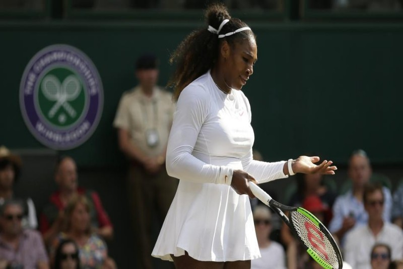 Serena Williams decries