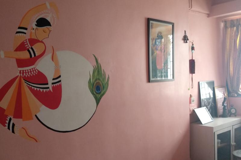 Shubhada Varadkar- Home cum studio