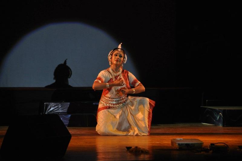 Shubhada Varadkar- The Mayurpankh of Odissi dance