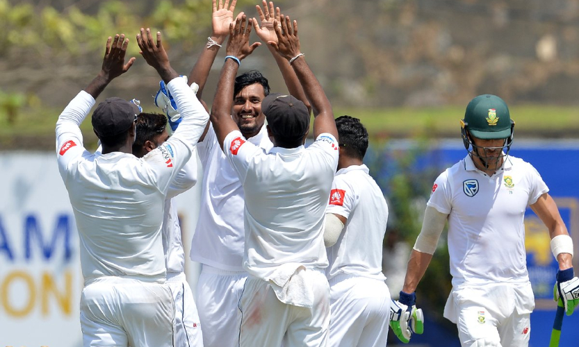 Dilruwan, Herath rout South Africa in three days