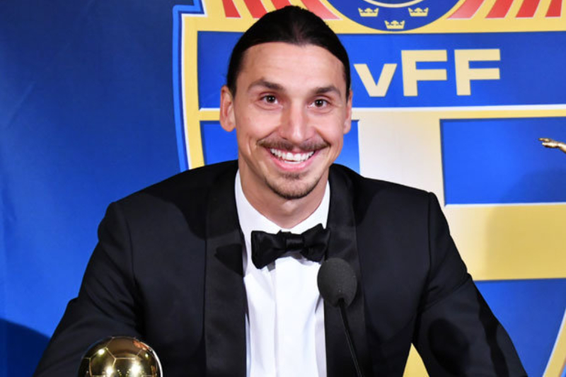 facts about Zlatan Ibrahimović