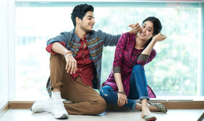 """Currently Karan Johar is busy with the promotions of """"Dhadak"""" that stars Janhvi Kapoor, daughter of Boney Kapoor and late veteran actress Sridevi, and Ishan Khattar, Shahid Kapoor's brother and has in the past avoided the word-'nepotism' in a string of interviews."""