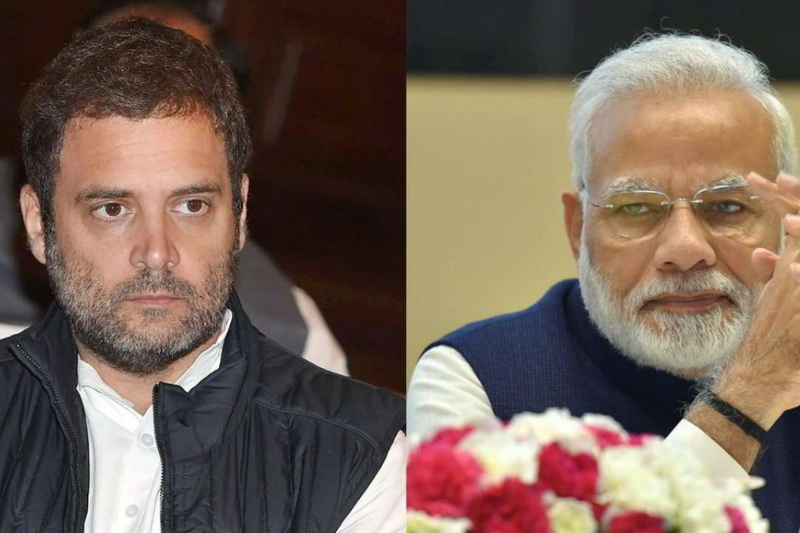 Congress President Rahul Gandhi on Saturday slammed BJP President Amit Shah on rising atrocities against the Dalits and said both he and Prime Minister Narendra Modi should break their slumber to check the facts