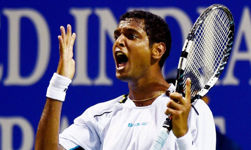 Johnson beats Ramkumar to win Newport title