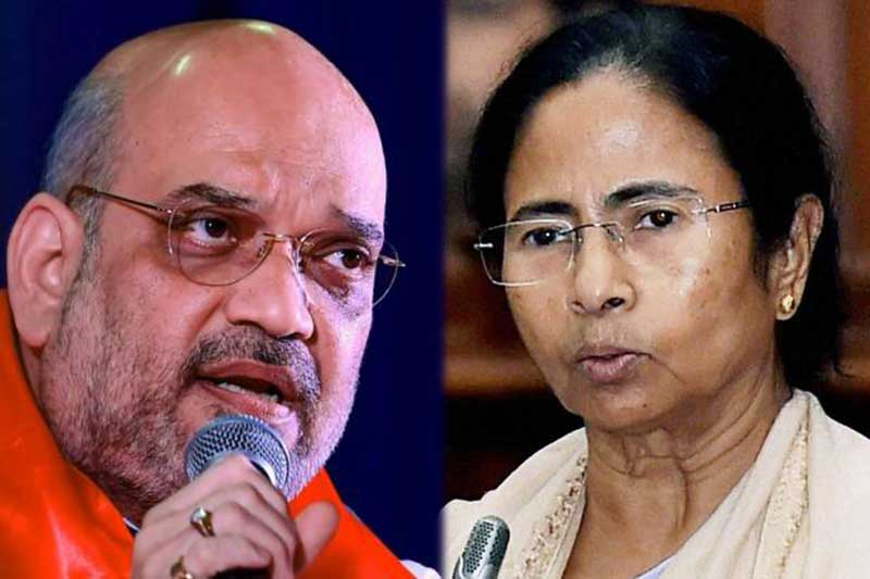 Amit Shah wants to uproot 'Trinamool', urges people to vote for BJP