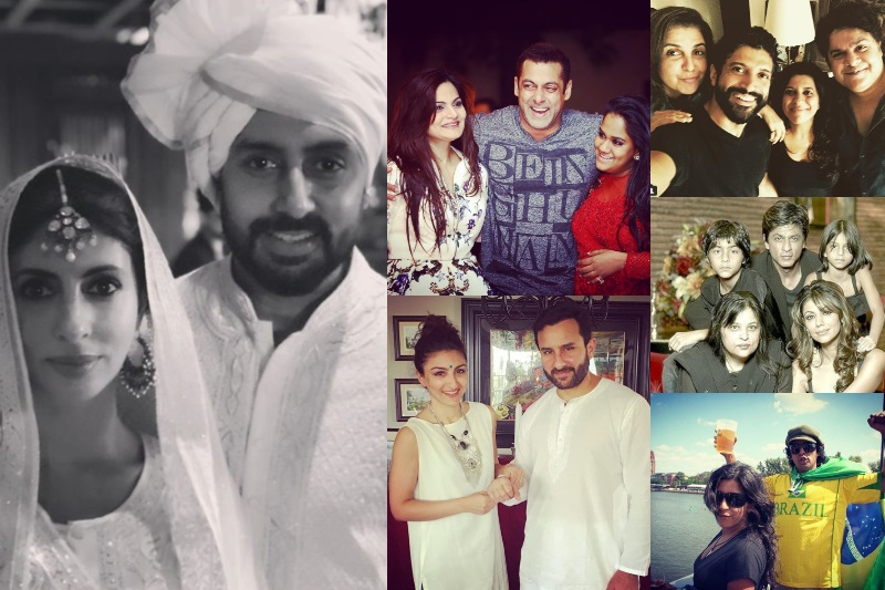 Raksha Bandhan Bollywood brother-sister jodis