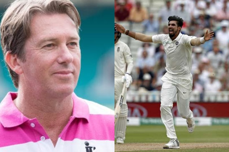 Glenn McGrath: Ishant Sharma should figure out his role in Indian cricket Team
