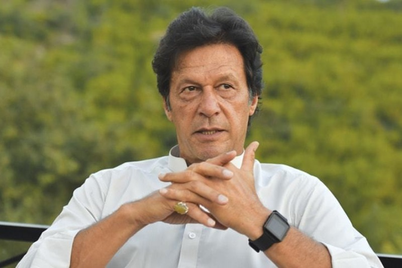 PTI to contest president election with full zeal: Imran Khan