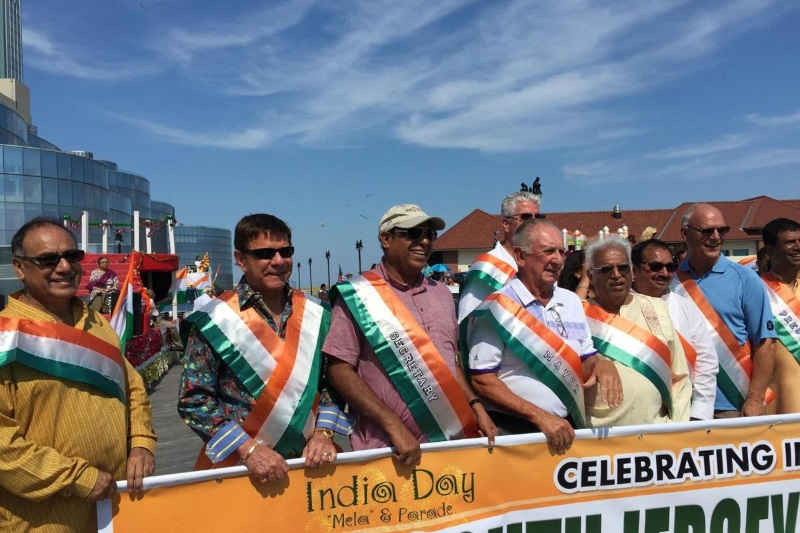 Atlantic city- India Parade