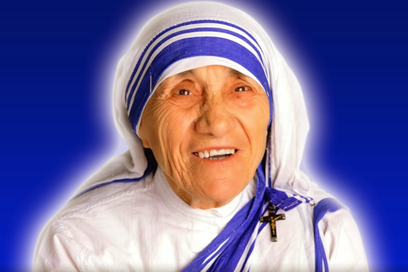 Mother Teresa 108 birth anniversary