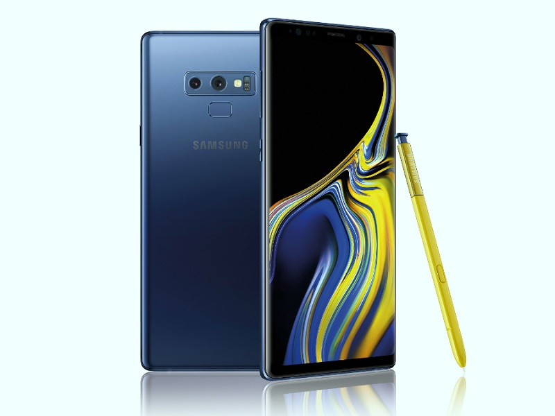 Samsung Galaxy Note 9 Price in India