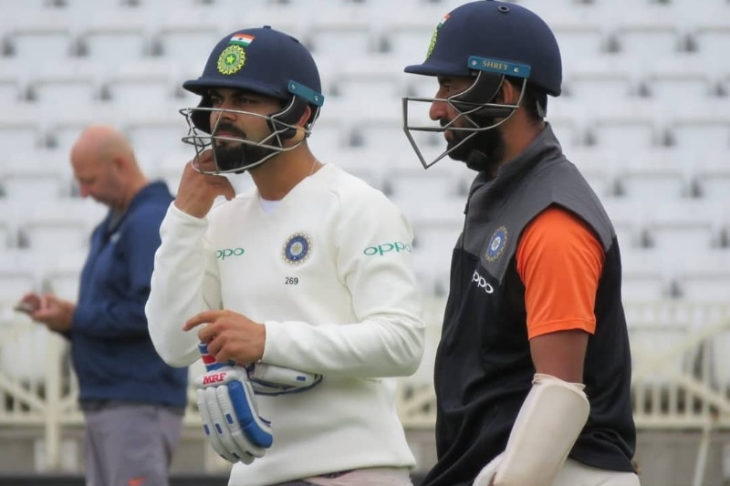 England vs India: Amidst chaos, India battle to survive