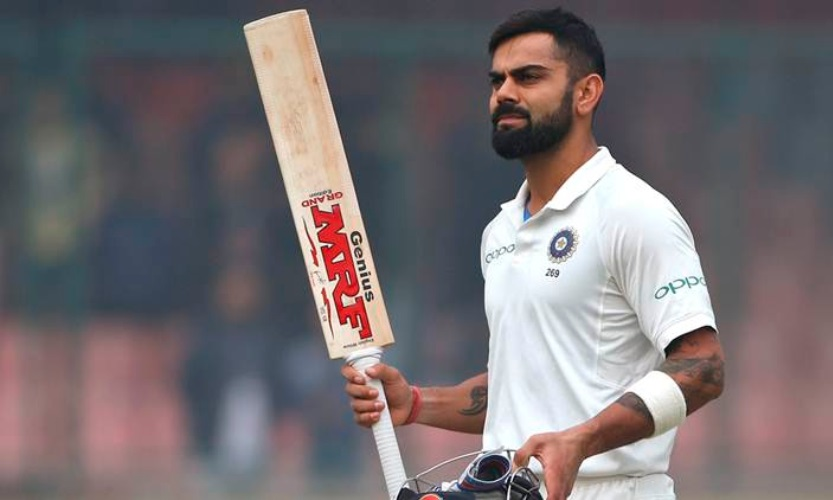 Kohli scores brilliant century to leave first test finely poised