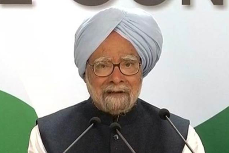 EX PM Manmohan Singh slams BJP over demonetisation and lack of jobs