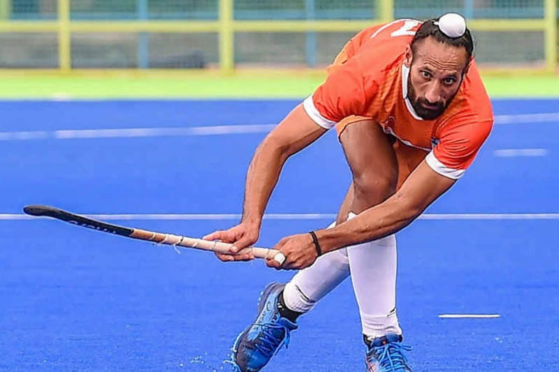 Hockey India pays tribute to retired former national captain Sardar Singh