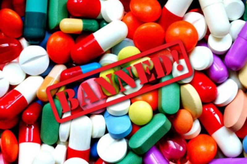 Indian bans 328 FDC's Drug Including Saridon
