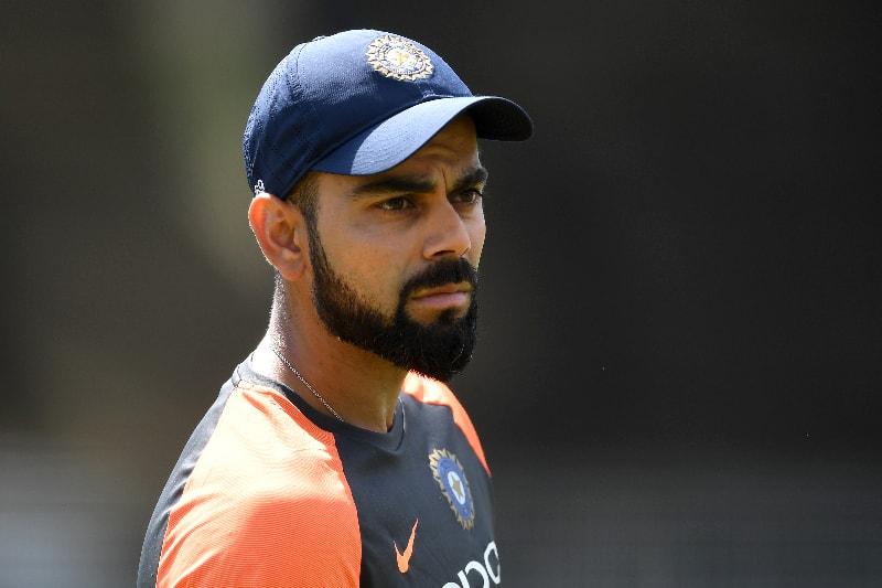 Virat Kohli yo-yo test West Indies series