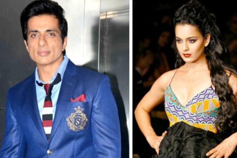 Manikarnika: Here's why Sonu Sood walked out of Kangana Ranaut's film
