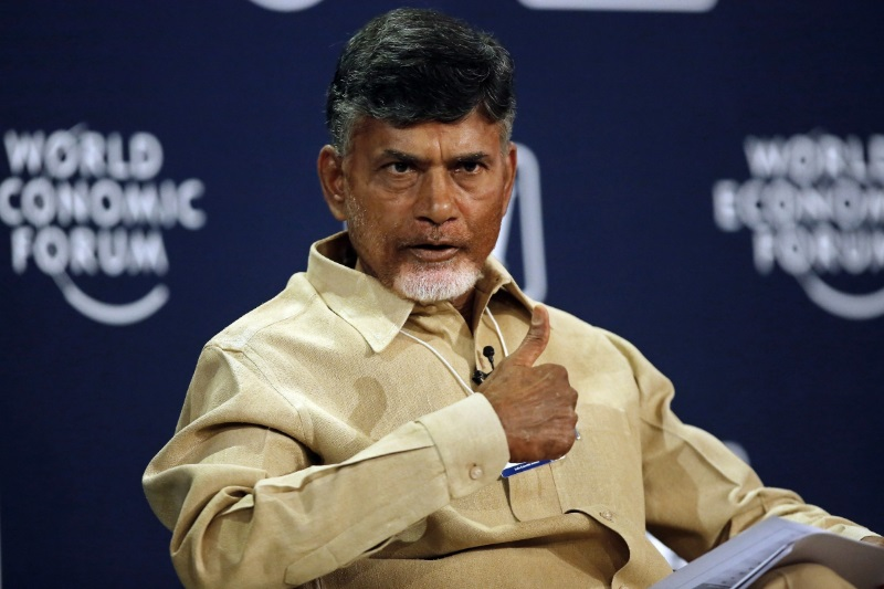 Non-bailable arrest warrant issued against Chandrababu Naidu in Maharashtra