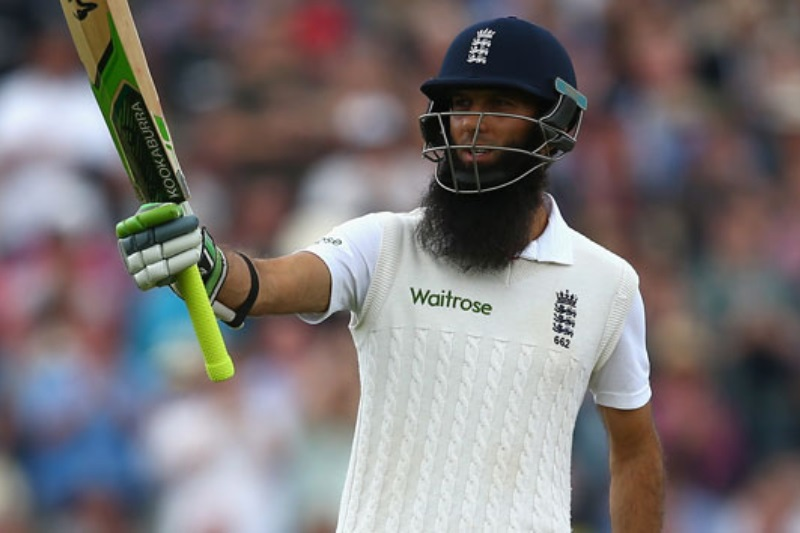 One of the best attacks I have faced - Moeen Ali praises Indian bowling