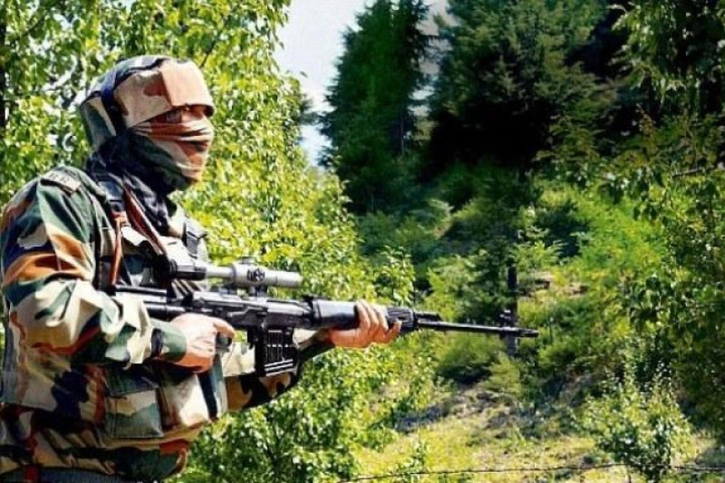Pakistan Forces killed Indian Soldier