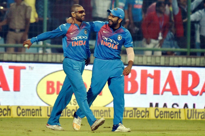 Rohit and Dhawan, two key batsmen for India at the Asia Cup - Brett Lee