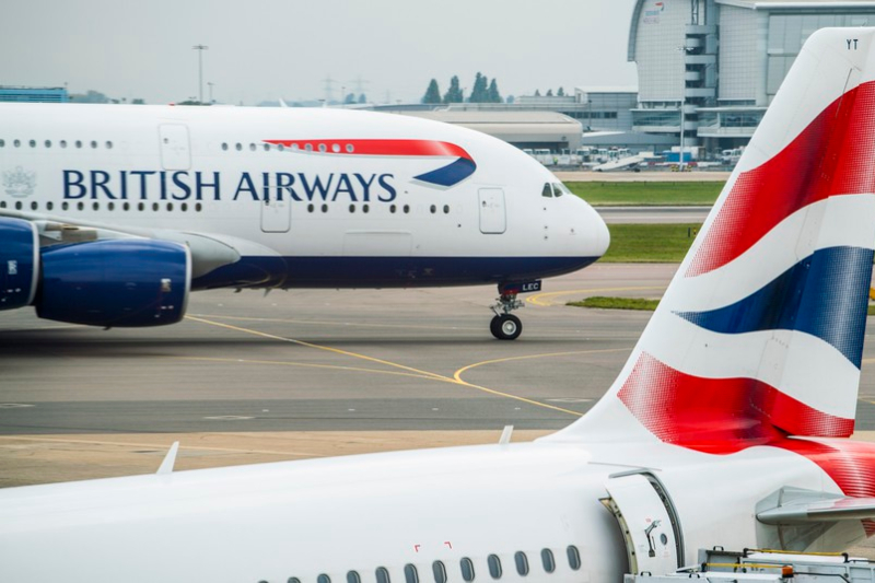 Security Breach British Airways hacked September 2019
