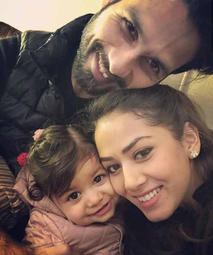 Shahid Kapoor And Mira Rajput Blessed With Baby Boy
