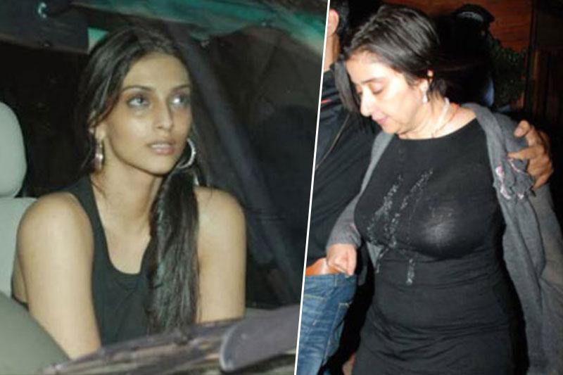 drunk Bollywood celebrities