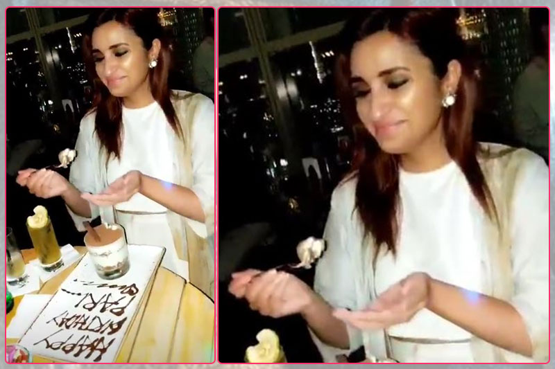 Parineeti Chopra birthday pics