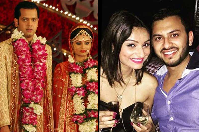 television actresses married twice