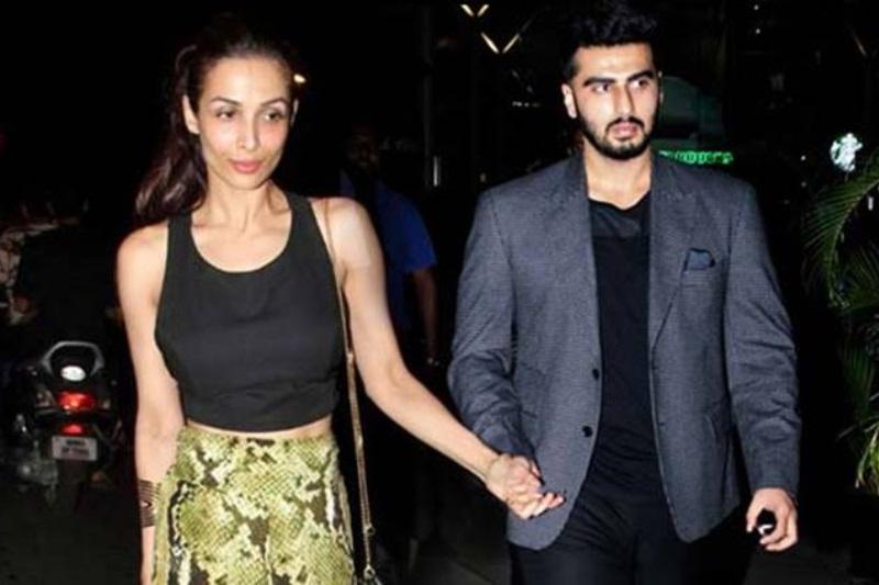 Arjun Kapoor Malaika Arora Khan relationship official
