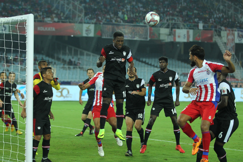 ISL 5 NorthEast United beat ATK 1-0