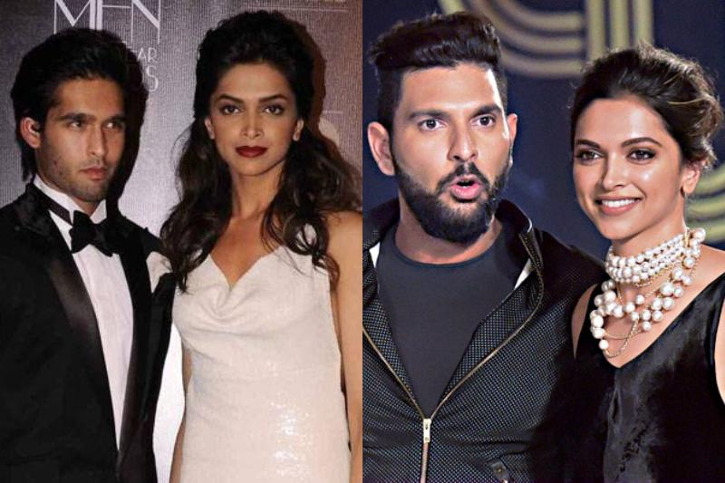 Deepika Padukone dated men Ranveer Singh