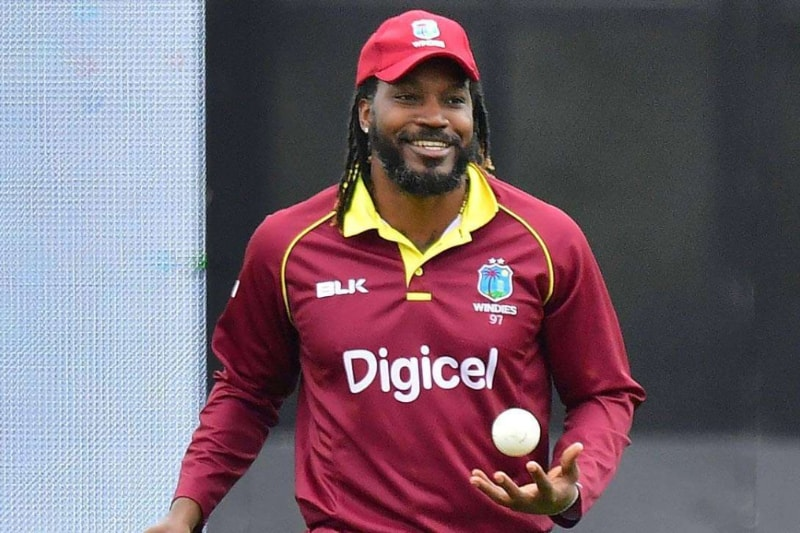 Chris Gayle Sunil Narine miss limited overs' series India