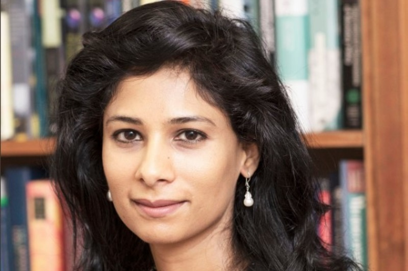 IMF appoints Indian born Gita Gopinath chief economist