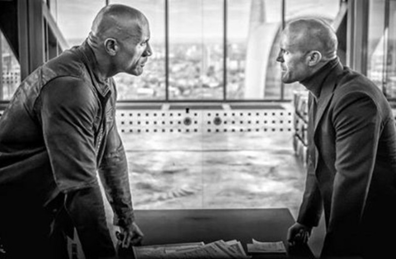 Hobbs & Shaw First Look